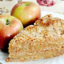 Як смачно і швидко приготувати угорський яблучний пиріг – пять простих покрокових рецептів приготування