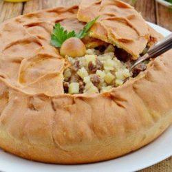 Пять перевірених рецептів зур бэлиш від класичного, приготованого за татарським і башкирським традицій, до сучасного з використанням духовки і мультиварки