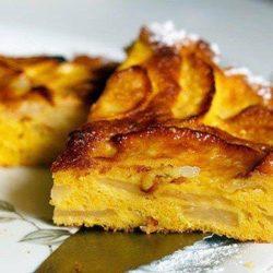 Оригінальні рецепти італійської яблучного пирога