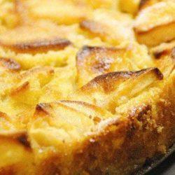 Покрокові рецепти приготування царського яблучного пиріг
