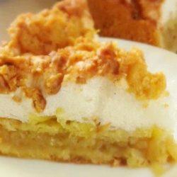 Польський яблучний пиріг: пять простих покрокових рецептів