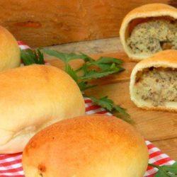 Пиріжки з печінкою та картоплею пять простих покрокових рецептів