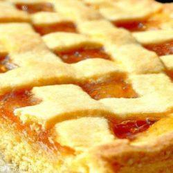 Пиріг з абрикосовим варенням - пять оригінальних покрокових рецептів