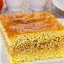 Пиріг з капустою без кефіру пять простих покрокових рецептів