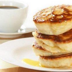 Пишні оладки без молока шість простих покрокових рецептів