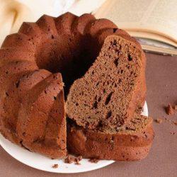 Кекс з какао пять простих покрокових рецептів