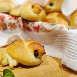 Борщ булочки «жайворонки»: пять простих покрокових рецептів