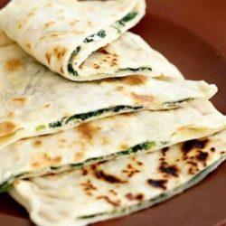 Турецькі коржі гезлеме пять простих покрокових рецептів