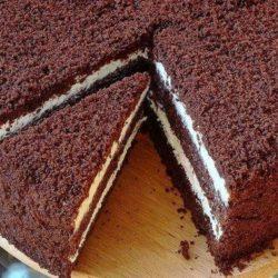 Шоколадний торт з маскарпоне пять простих покрокових рецептів
