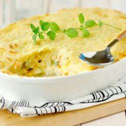Пісна картопляна запіканка: 6 простих покрокових рецептів