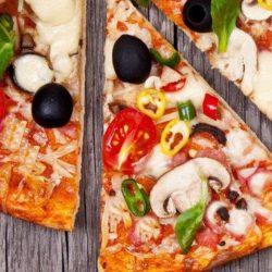 Дієтична піца 5 простих покрокових рецептів