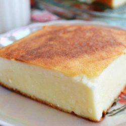 Сирна запіканка з молоком 5 простих покрокових рецептів