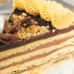 Торт «ленінградський»: пять простих покрокових рецептів