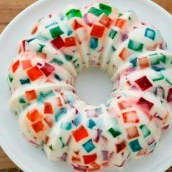 Торт «бите скло»: пять простих покрокових рецептів
