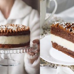 Торт «баунті»: пять простих покрокових рецептів