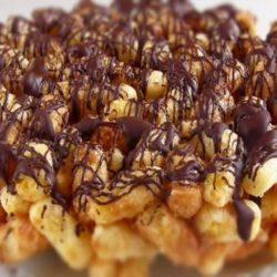 Торт з кукурудзяних паличок шість простих покрокових рецептів