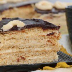 Пісочний торт пять простих покрокових рецептів