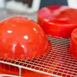 Дзеркальна глазур для торта 5 простих покрокових рецептів