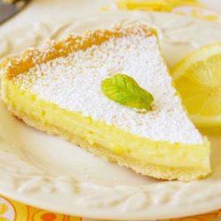 Лимонний торт пять простих покрокових рецептів