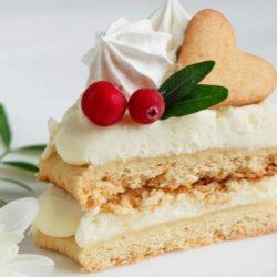 Вівсяну торт з маскарпоне пять простих покрокових рецептів