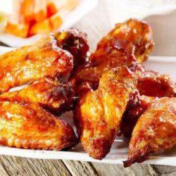 Курячі крильця в кисло-солодкому соусі пять простих покрокових рецептів
