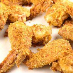 Курячі крильця в паніровці пять простих покрокових рецептів