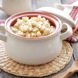 Пшенична каша розсипчаста - шість простих покрокових рецептів
