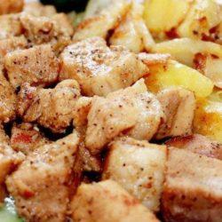 Мясо по-селянськи в духовці пять простих покрокових рецептів