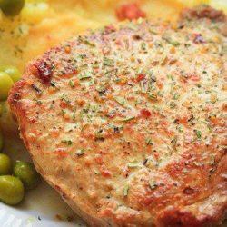 Як швидко і просто приготувати мясо в гірчиці, запечене в духовці покроковий рецепт
