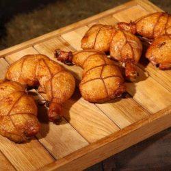 Копчені курячі стегенця пять простих покрокових рецептів
