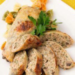 Фаршировані курячі стегенця пять простих покрокових рецептів