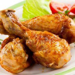 Курячі гомілки на сковороді пять простих покрокових рецептів
