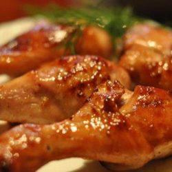 Курячі гомілки в соєвому соусі пять простих покрокових рецептів