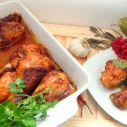 Курячі гомілки в соусі пять простих покрокових рецептів