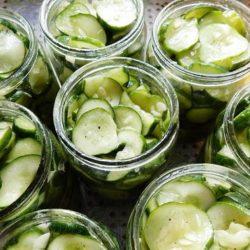 Салат з огірків «зимовий король» пять простих покрокових рецептів