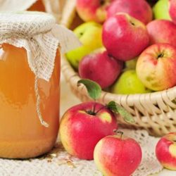 Яблучний сік на зиму шість простих покрокових рецептів