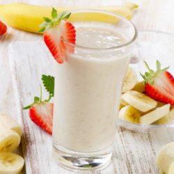 Смузі з молоком шість простих покрокових рецептів