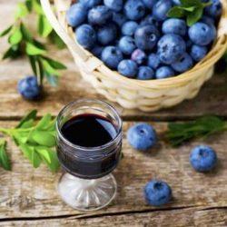 Домашнє вино з чорниці пять простих покрокових рецептів