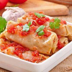Овочеві голубці: пять простих покрокових рецептів страви без мяса