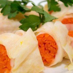 Мариновані голубці з морквою пять простих покрокових рецептів