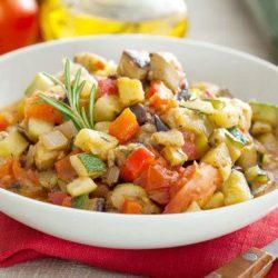 Пісне овочеве рагу пять простих покрокових рецептів