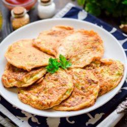 Деруни з кабачків в духовці пять простих покрокових рецептів з фото