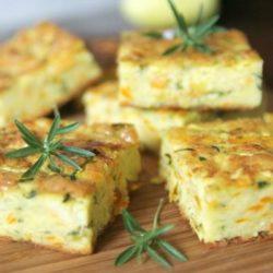 Овочева запіканка з кабачками в духовці 5 простих покрокових рецептів