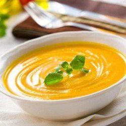 Гарбузовий суп-пюре - пять простих покрокових рецептів