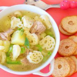 Рибний суп для дітей пять простих покрокових рецептів