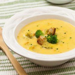 Сирний суп з твердого сиру пять простих покрокових рецептів