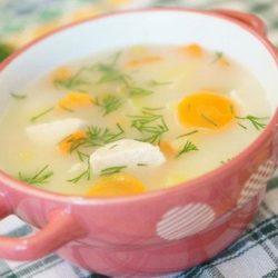Сирний суп для дітей: пять простих покрокових рецептів корисного обіду
