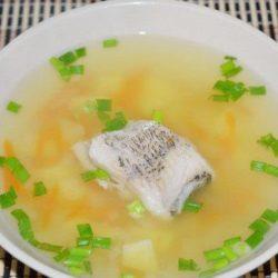Суп з минтая пять простих покрокових рецептів