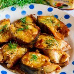 Як приготувати смачну скумбрію в соєвому соусі в духовці: шість докладних покрокових рецептів