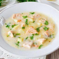 Суп молочний з макаронними виробами чотири простих покрокових рецепта
